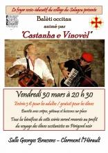 Baleti à Clermont l'Hérault 30 mars 2018