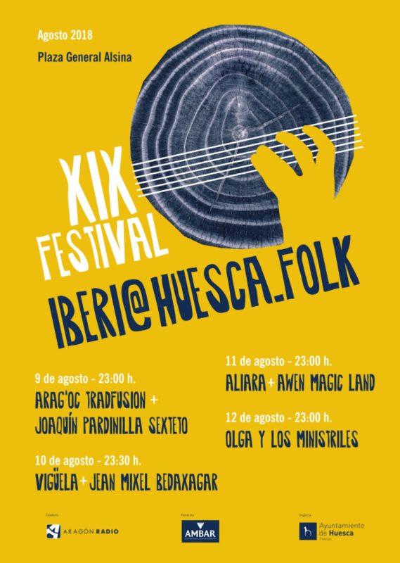 Festival Huesca Folk Castanha é Vinovèl + Pasatrès