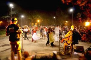 Baleti à Montlaur Castanha é Vinovèl