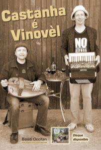 L'affiche trad de Castanha & Vinovel