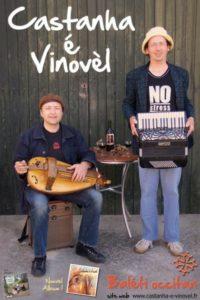 Castanha é Vinovèl