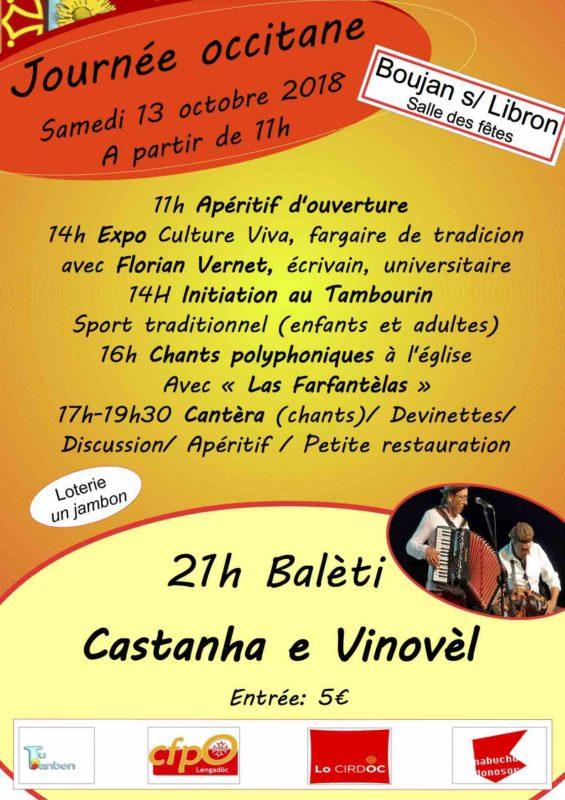 Journée Occitane à Boujan